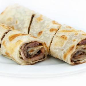S3. Beef Pancake (1 pc)