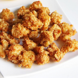 S15. Korean Style Popcorn Chicken
